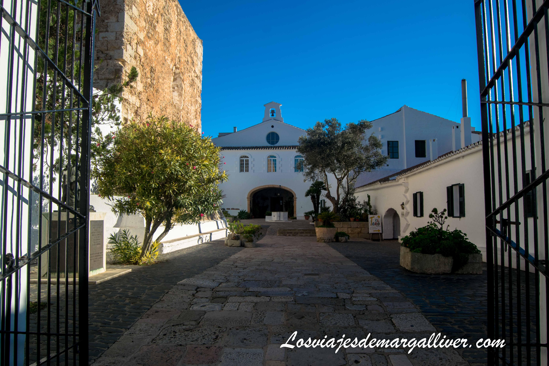 santuario de la virgen de Monte Toro - Los viajes de Margalliver